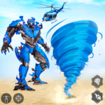 Tornado Robot games-Hurricane Robot Transform Wars  1.2.7
