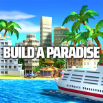 Tropic Paradise Sim: Town Building Game 1.5.3 APK