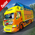 Truck Canter Simulator Indonesia 2021 – Anti Gosip 1.6 APK