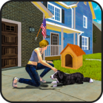 Virtual Family pet Dog Simulator  APK