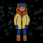 Alexey's Winter: Night Adventure, Episode 1  APK