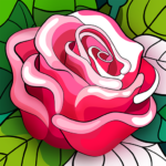 Hey Color Paint by Number Art & Coloring Book  APK 1.4.5