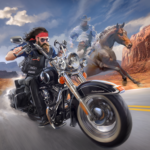 Outlaw Riders: War of Bikers  0.2.8