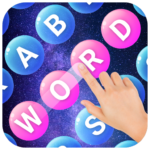 Scrolling Words Bubble – Find Words & Word Puzzle  APK