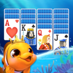 Solitaire Fish – Classic Klondike Card Game  APK