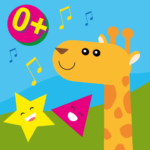 Animals first words, game for toddlers from year  1.6.3 APK