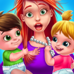 Babysitter First Day Mania – Baby Care Crazy Time 1.1.0 APK