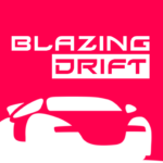 Blazing Drift : Drift and Police Car Chase Game  APK