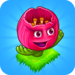Blooming Flowers : Merge Flowers : Idle Game  APK