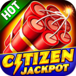 Citizen Jackpot Casino – Free Slot Machines  APK 1.01.04