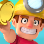 Digger To Riches: Idle mining game  APK