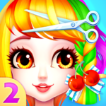 Fashion Hair Salon Games: Royal Hairstyle  APK