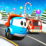 Leo the Truck 2: Jigsaw Puzzles & Cars for Kids  APK