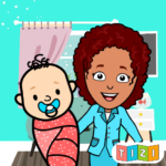 My Tizi Town – Newborn Baby Daycare Games for Kids  APK