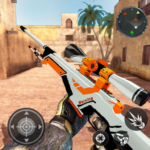 Real Terrorist Shooting Games: Gun Shoot War  APK
