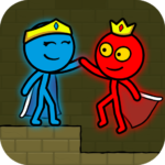 Red and Blue Stickman : Animation Parkour  1.2.2