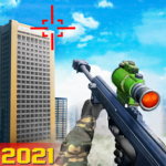 Ruthless Sniper Shooter: New Shooting Games 2021  APK