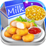 School Lunch Food – The Best School Lunch Box  APK