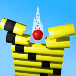 Stack Ball : Blast all colorful bricks 3d  APK