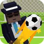 Straight Strike – 3D soccer shot game  APK