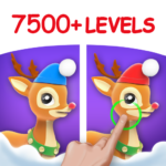 Differences in Eyes, Find & Spot all Differences  APK 1.8.9