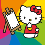 Hello Kitty Coloring Book  APK 1.1.8