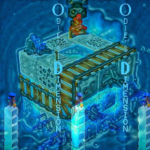 Odie's Dimension : Isometric Puzzle Game 11 APK