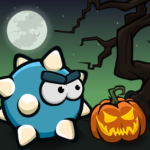 Spike ball: stop the zombie and evil spirits  APK 1.8