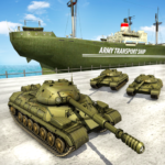 US Army Transport Tank Cruise Ship Helicopter Game  APK 4.3