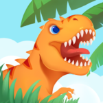 Dinosaur Island: T-Rex Games for kids in jurassic  APK 1.0.7