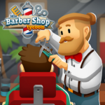 Idle Barber Shop Tycoon – Business Management Game  APK 1.0.7