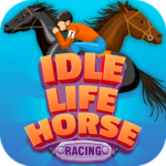Idle Life Tycoon : Horse Racing Game  APK 1.3