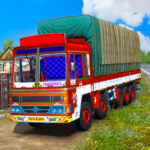 Indian Truck Simulator 2021: New Lorry Truck Games  APK 1.6