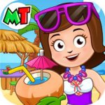 My Town : Beach Picnic Games for Kids  APK 1.23