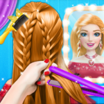 Braided Hairstyle Salon: Make Up And Dress Up  APK 0.9