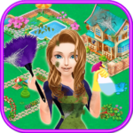 Home Cleaning and Decoration in My Town: Help Her  APK 1.1.0