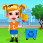 Keep Your City Clean – City Cleaning Game  APK 1.0.3