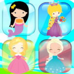 Memory matching games 2-6 year old games for girls  APK 1,136