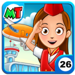 My Town : Airport  APK 1.18