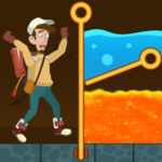 Pull Him Up: Brain Hack Out Puzzle game 3.7 APK
