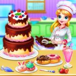 Sweet Bakery Chef Mania- Cake Games For Girls  APK 4.6