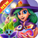 WitchLand – Bubble Shooter 2021  APK 1.1