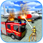 American Fire Fighter 2019: Airplane Rescue  APK v0.8