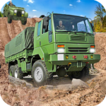 Army Truck Driver transport US Military Games 2021  APK 1.0