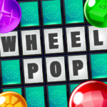 Bubble Pop: Wheel of Fortune! Puzzle Word Shooter  1.8 APK