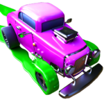 Color Cars – Extreme Flippy World Town Madness 3D  APK 1.0.3