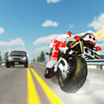 Extreme Highway Traffic Bike Race :Impossible Game  APK 1.0