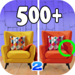 Find The Differences 500 Photos 2  1.3.2 APK