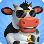 Idle Cow Clicker Games: Idle Tycoon Games Offline  APK 3.1.4