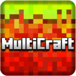 MultiCraft Pocket Edition : Crafting and Miner  APK 8.2